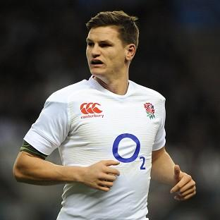 Freddie Burns put in an indifferent display for England Saxons against Ireland Wolfh