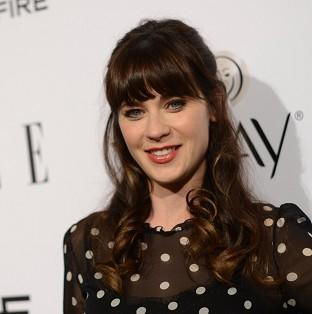 Zooey Deschanel has teamed up with Tommy Hilfiger