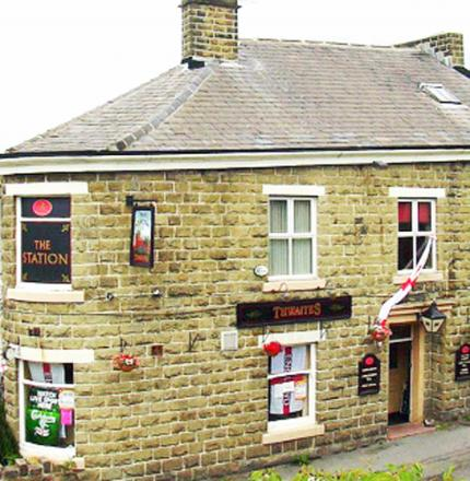 The Station  public house