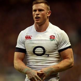 Chris Ashton has been