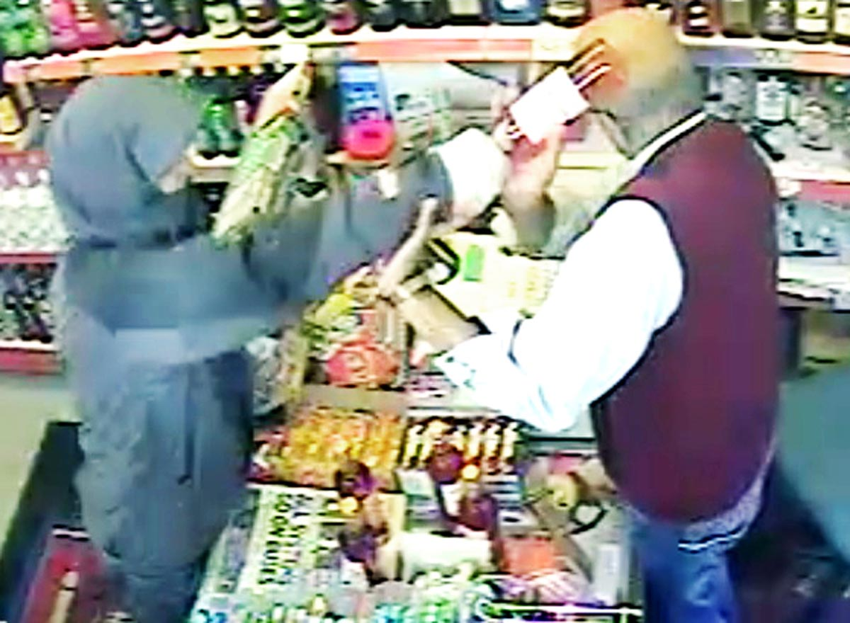 East Lancs shopkeepers strike back against thugs