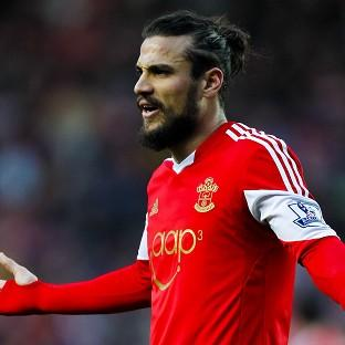 Juventus are interessted in signing Southampton's Dani Osvaldo.
