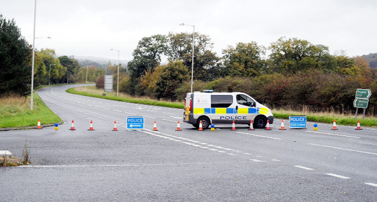 Ribble Valley wedding guest's crash horror tragedy