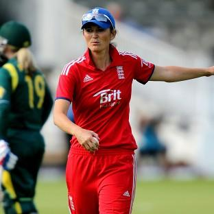 Charlotte Edwards stressed that England came out on top during the key moments in the series