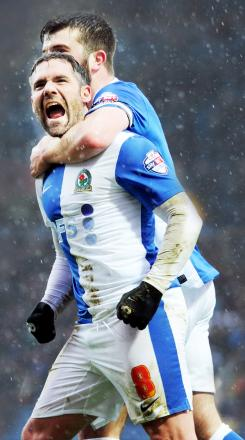 Blackburn Rovers' former England international David Dunn