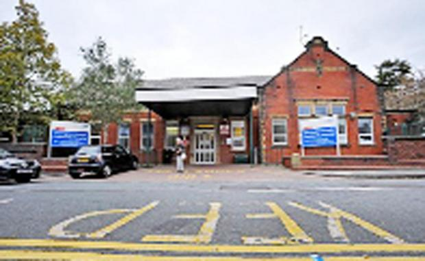 GP practice at Accrington Victoria Hospital is under review