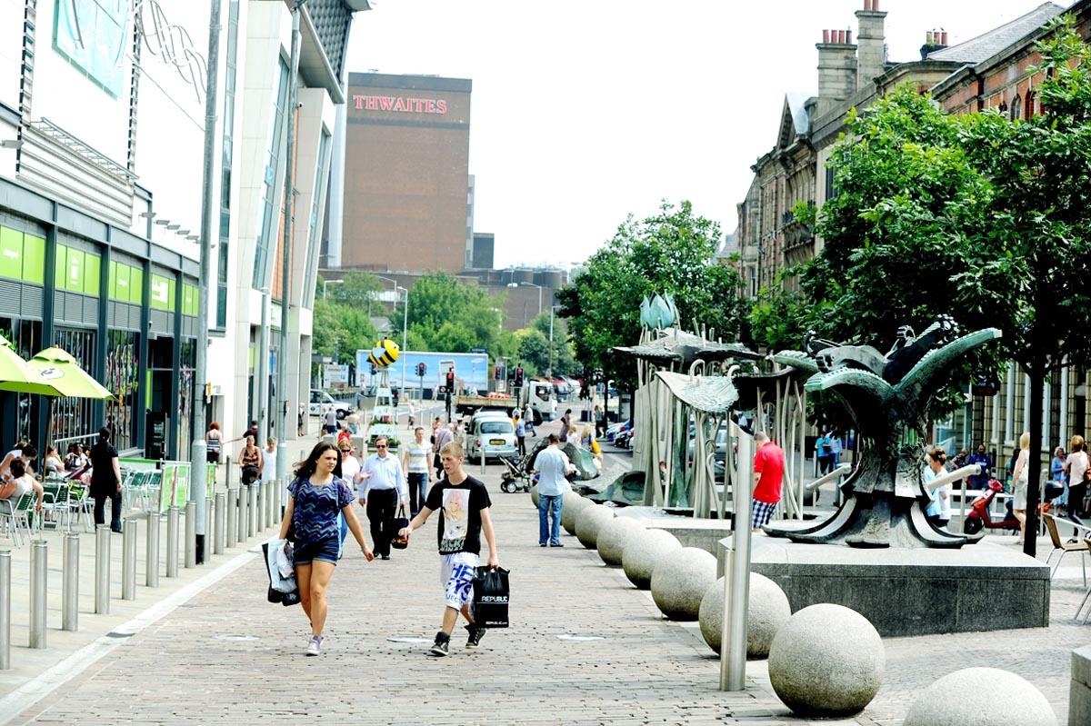 BID's £60k to improve Blackburn town centre | Lancashire Telegraph