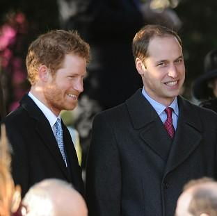Prince Harry and the Duke of Cambridge have reportedly gone hunting in Spain