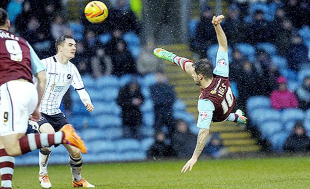 Danny Ings' display warmed up Clarets fans at a cold Turf Moor