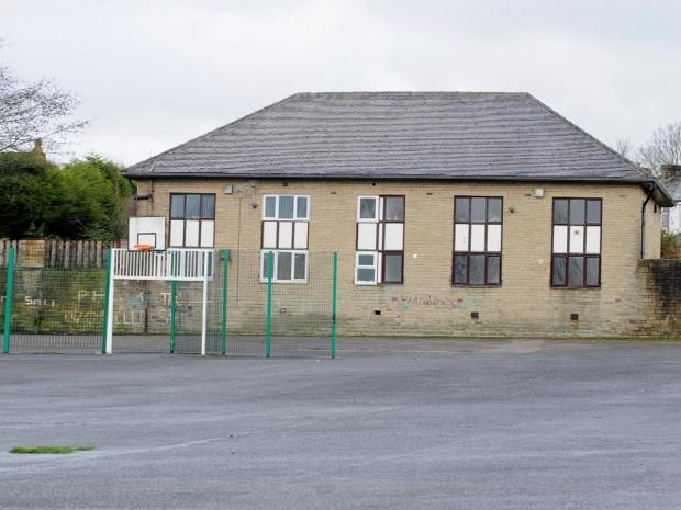 The site of the demolished Glebe Street Community Centre