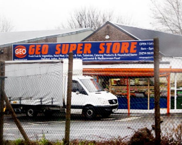 Geo Superstore in Bennington Street