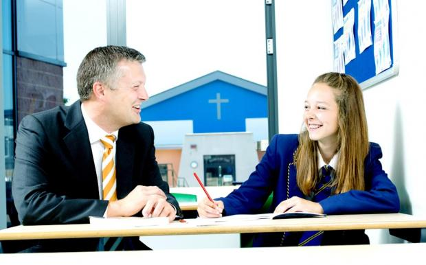 Burnley school to be used as UK role model for good bevaiour