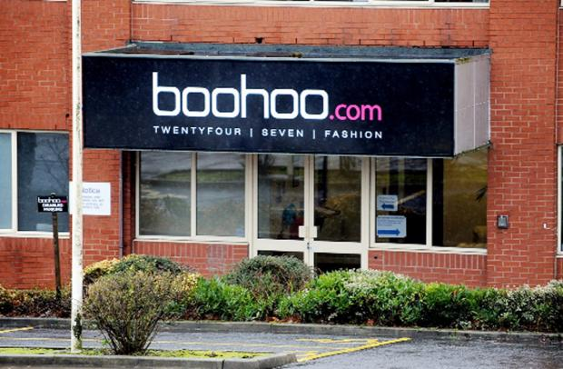 Boohoo.com Burnley site