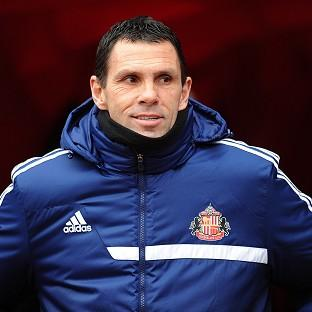 Gus Poyet's Sunderland continued their FA Cup run