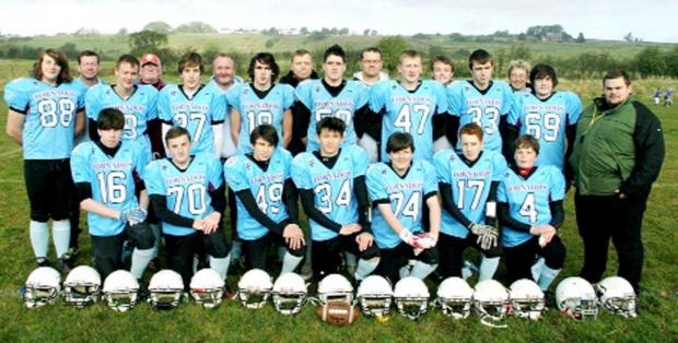 Burnley Tornadoes American Football Team are looking for a new home