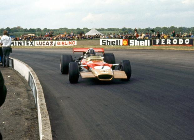 Lancashire Telegraph: Iconic Lotus driven by Graham Hill goes under hammer at Goodwood