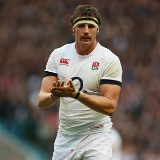 England flanker Tom Wood sees potential in the England forwards