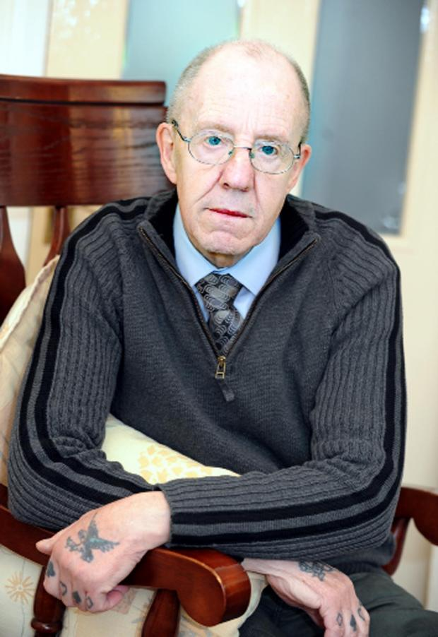 Lancashire Telegraph: Peter Connearn is upset about the treatment he received at the Royal Blackburn Hospital