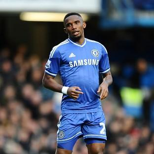 Samuel Eto'o says Chelsea need to be challen