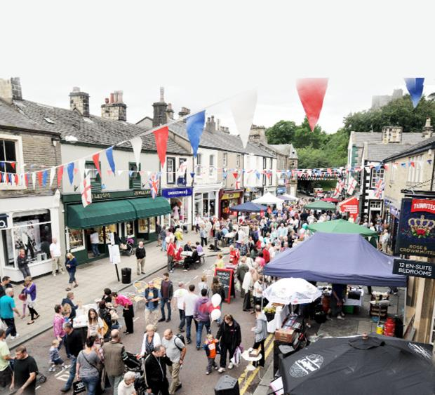 Road closures to boost Clitheroe trade