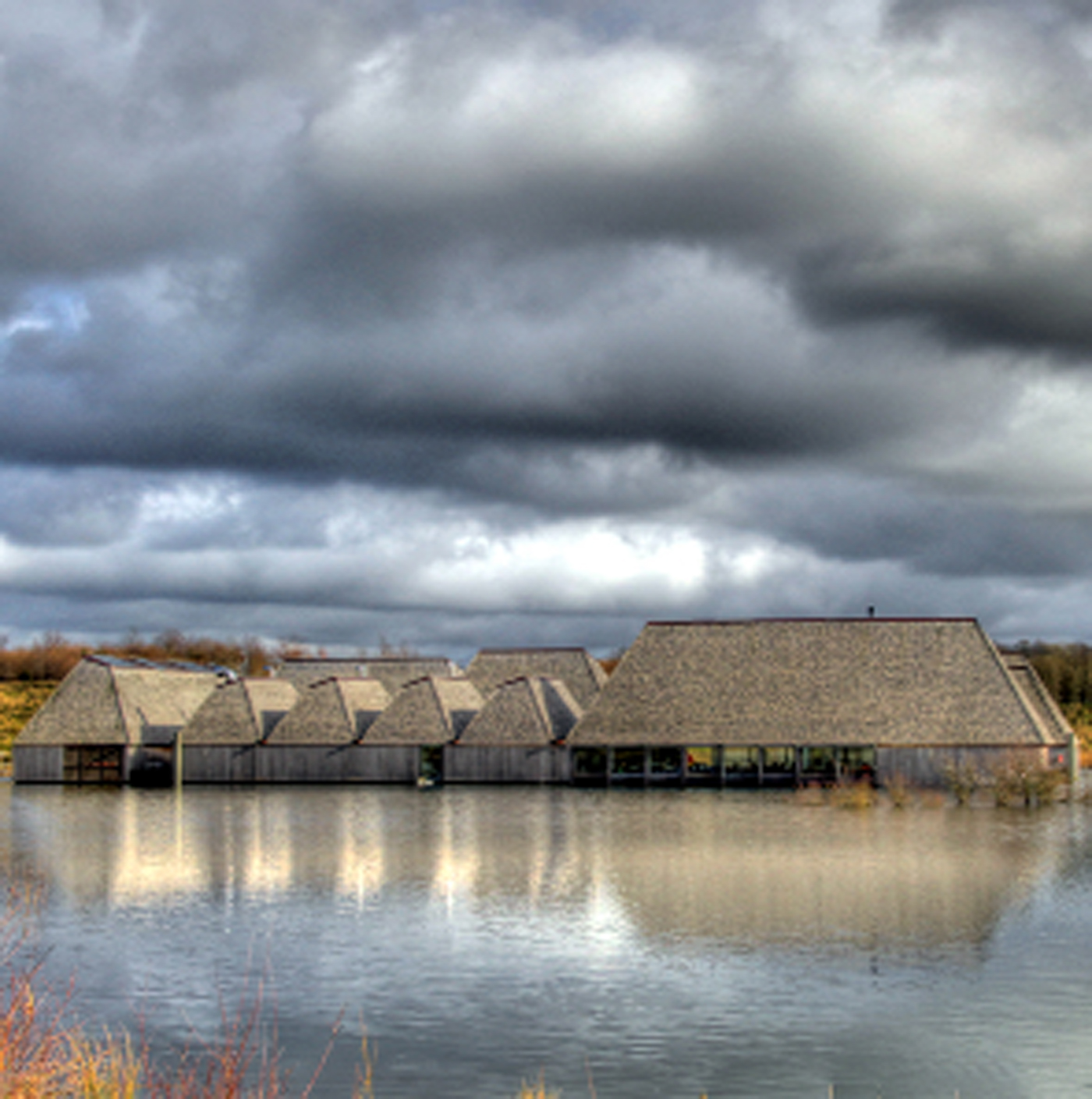 Brockholes held up as shining example to visitors from 14 countries