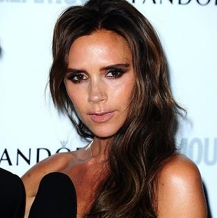 Victoria Beckham tweeted about her trip to Cape Town