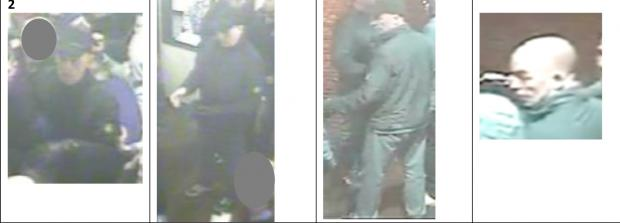Lancashire Telegraph: New CCTV appeal following Burnley Miner's Club brawl