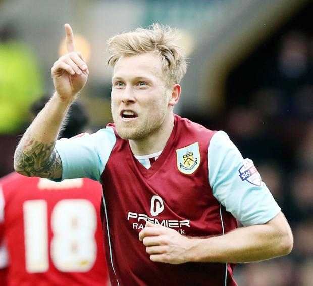 Clarets player's plea for safe return of medal