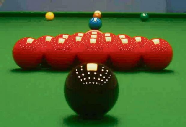 Snooker legends are set to cue off at King George's Hall in Blackburn