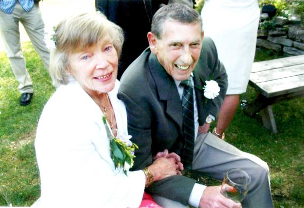 Alan and Ellen Heyes
