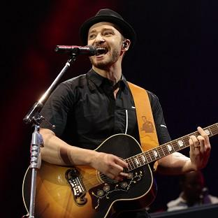 Justin Timberlake will headline this year's V Festival
