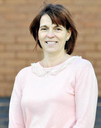 Vicky Weddle is the new head of St Peter's Primary School