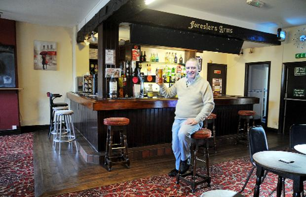 Red card shown to Burnley pub's notorious past