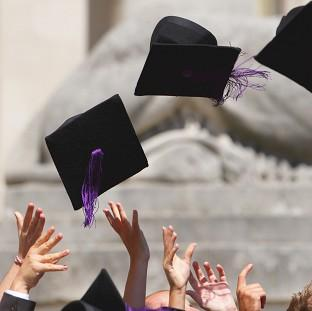 A number of the UK's leading universities are sliding down international rankings, according to research.