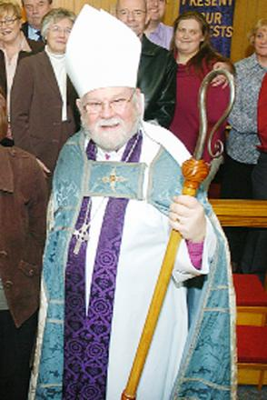 Bishop of Burnley received death threats after town's riots