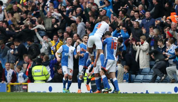 Lancashire Telegraph: Blackburn Rovers v Burnley FC, Ewood Park
