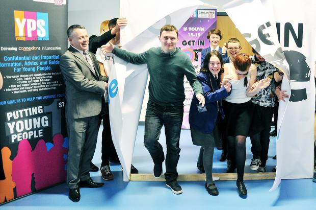Burnley's £1.5m youth zone unveiled