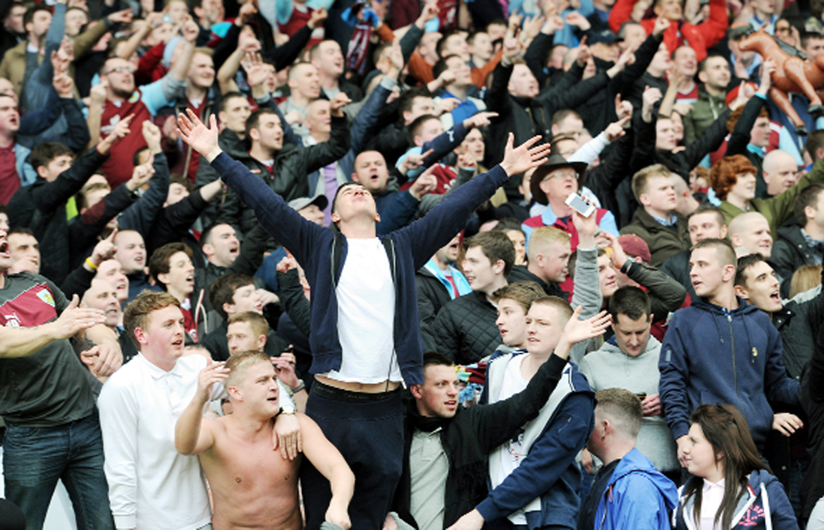 Burnley fans urged to Pack the Turf