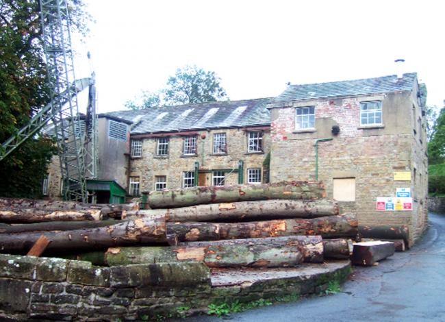 Hotel bid for old mill