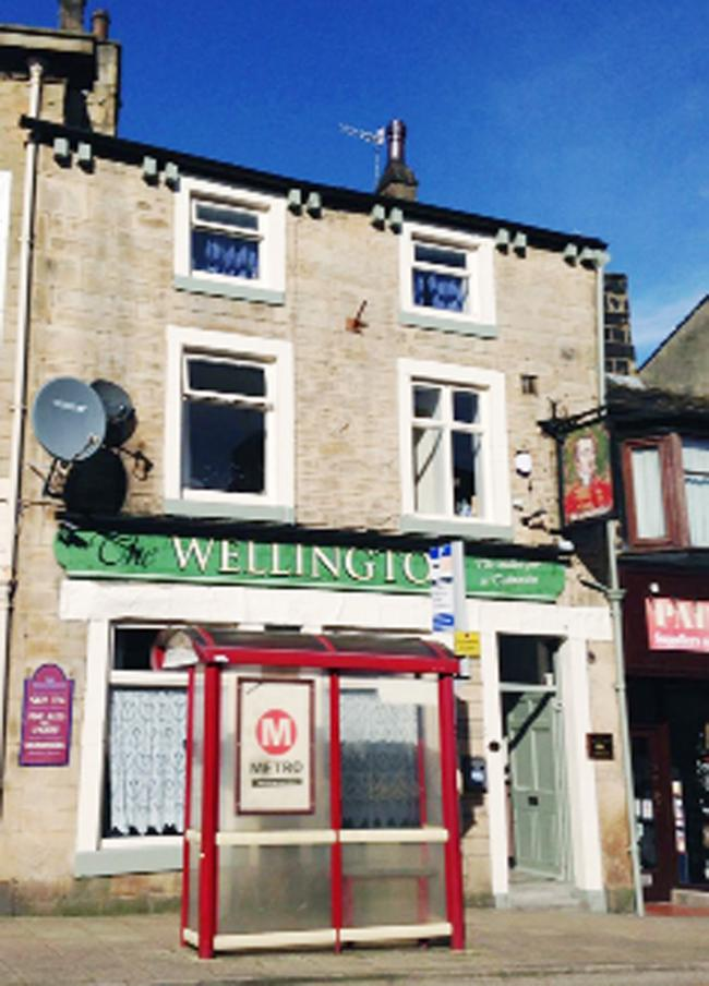PUB OF THE WEEK: Wellington Inn, Todmorden