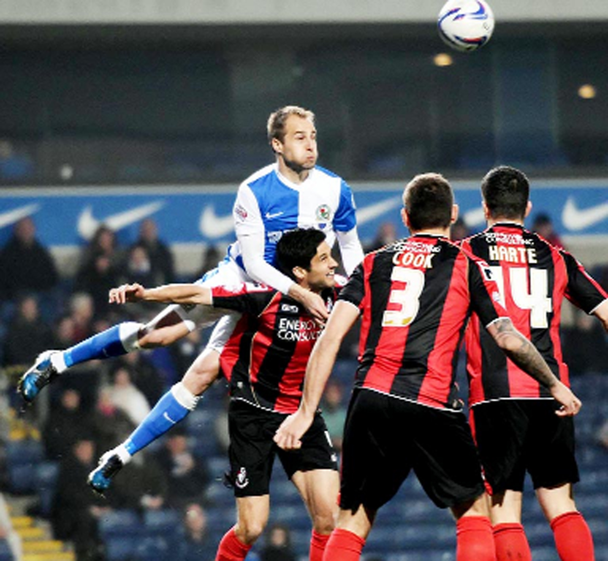 PLAYER RATINGS: Blackburn Rovers v Bournemouth