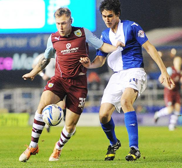 PLAYER RATINGS: Birmingham City v Burnley
