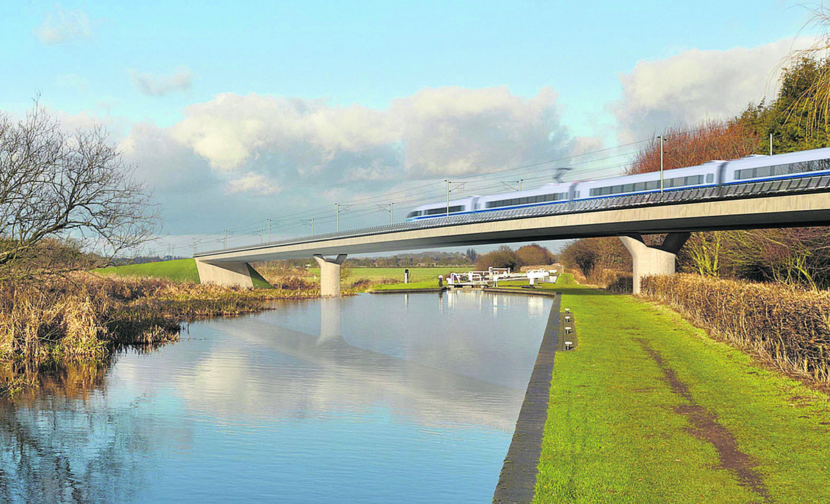 High-speed train link boost hope for East Lancashire
