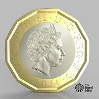 Lancashire Telegraph: The new one pound coin announced by the Government will be the most secure coin in circulation in the world (HM Treasury/PA)