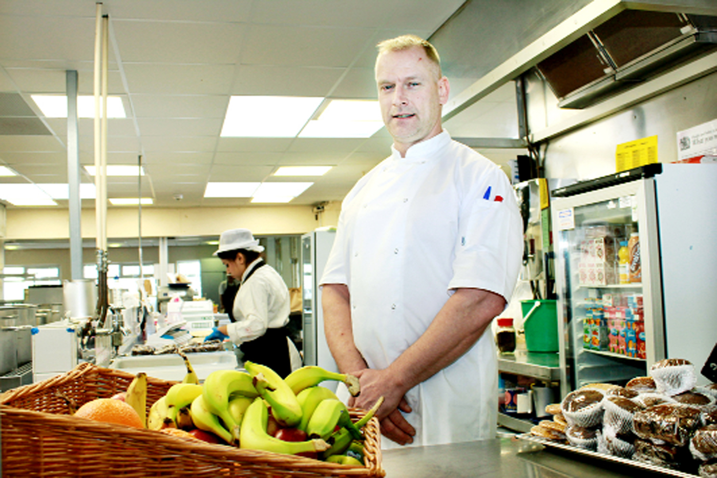 Naval Operation On Menu For Haslingden School Catering Manager  Catering Manager
