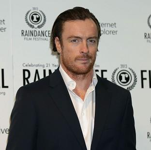Toby Stephens stars in The Machine