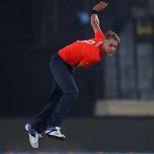 Stuart Broad believes he will play a full part in England's World Twenty20 campaign (AP)