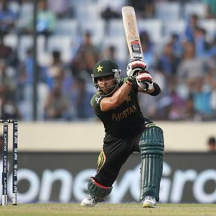 Umar Akmal's brilliant 94 helped Pakistan to victory (AP)