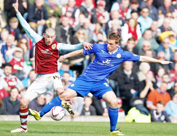 David Jones battles for the ball