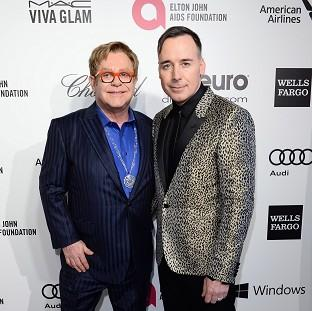 Sir Elton John and David Furnish are planning a